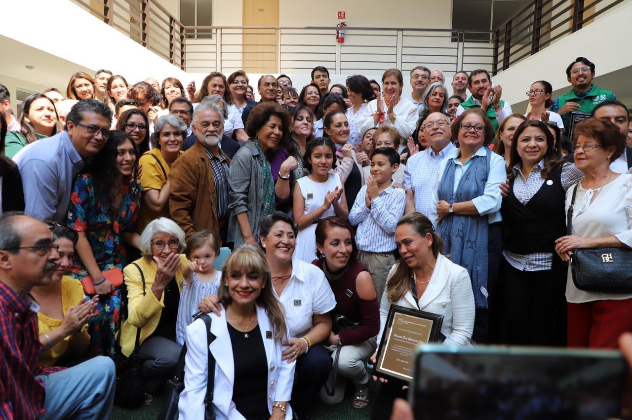 Tlalpan y Gobierno CDMX entregan inmueble reconstruido tras el 19s