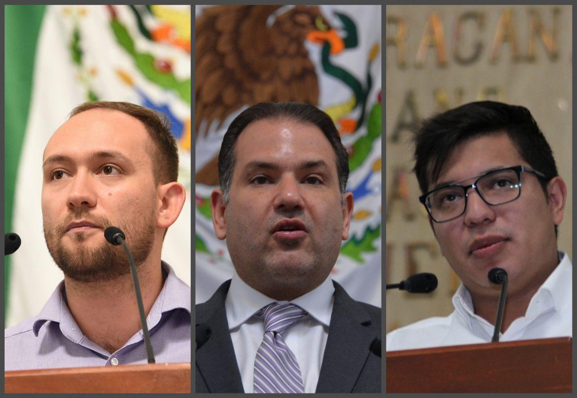 Presentan en el Congreso de la CDMX diversos puntos de acuerdo