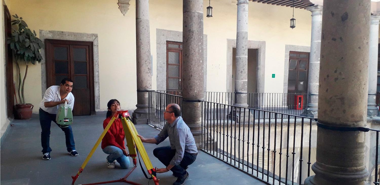 Al 90 por ciento restauración de la Casa del Mayorazgo de Guerrero afectada por sismos