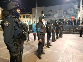 Joven es detenido por intento de robo en San Pablo Chimalpa