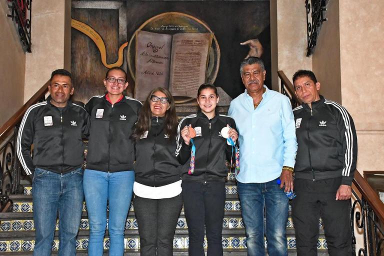 Tlalpan triunfa en los Panamericanos Lima 2019