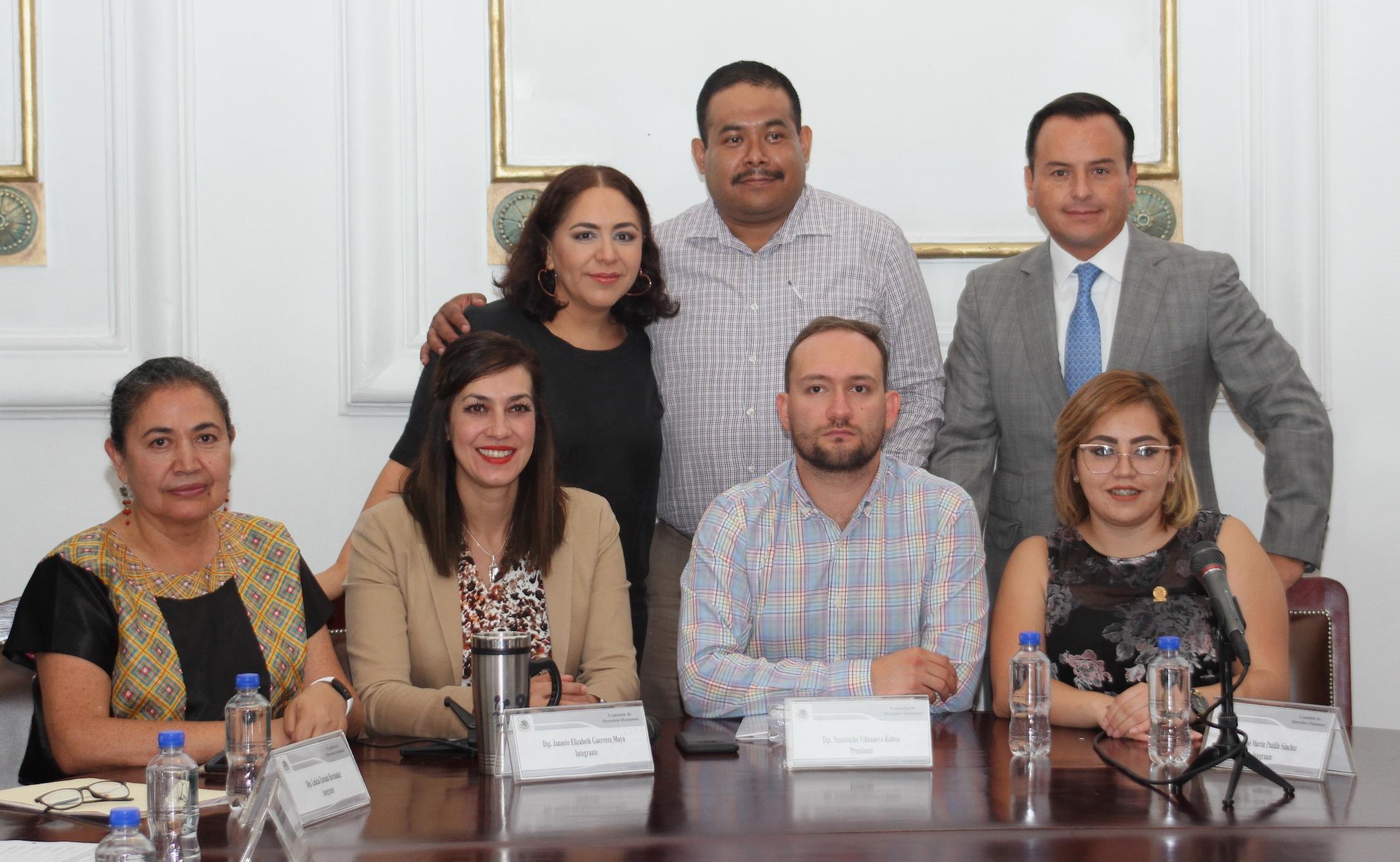 Diputadas y Diputados entrevistarán a candidatas a Consejeras Honorarias de la Comisión de Derechos Humanos CDMX