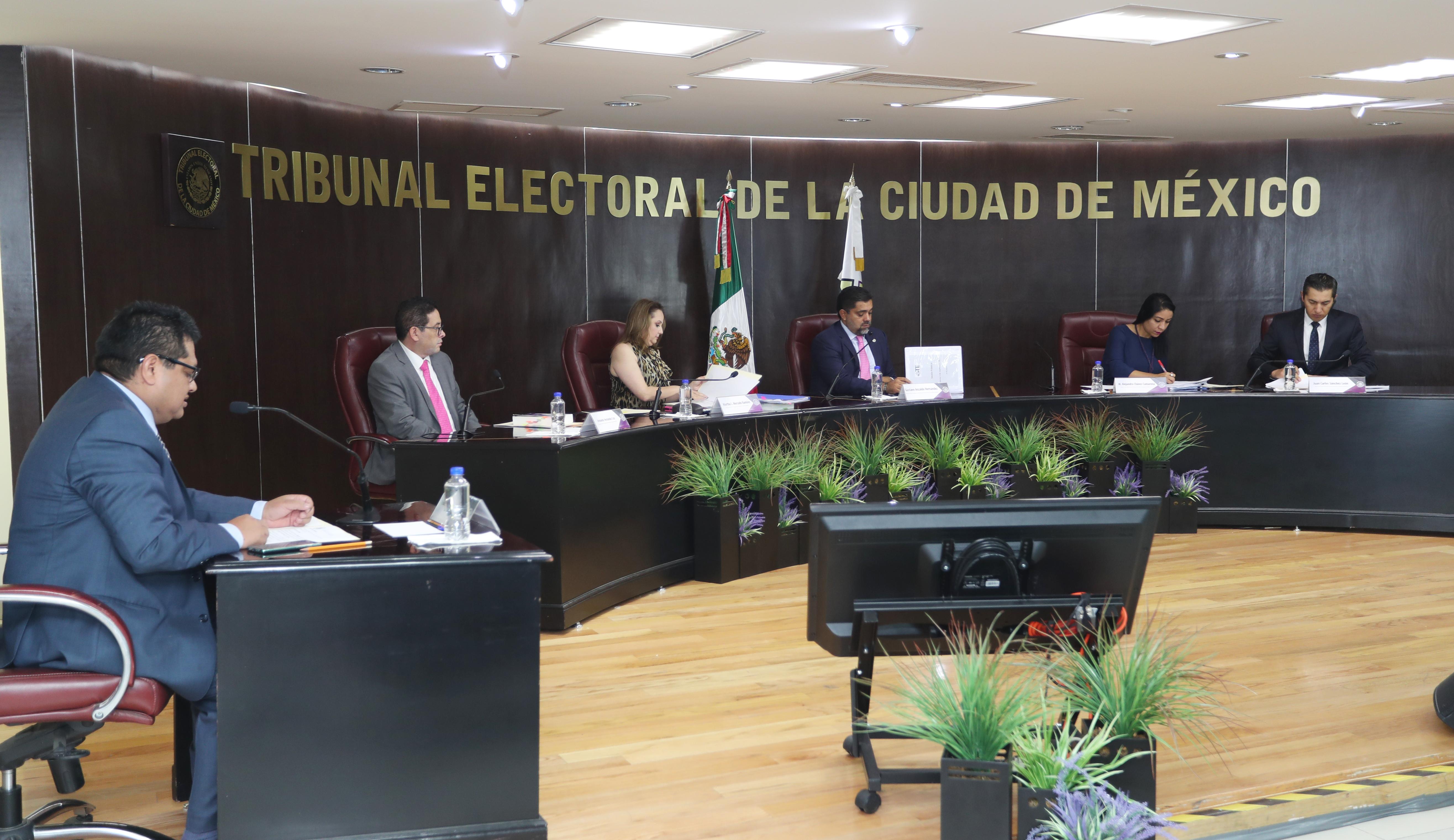 Resuelve TECDMX juicio respecto suspensión de proceso de afiliación a MORENA