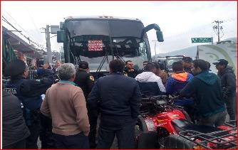 SSC detiene a conductor de camión tras atropellar a una septuagenaria en Cuajimalpa