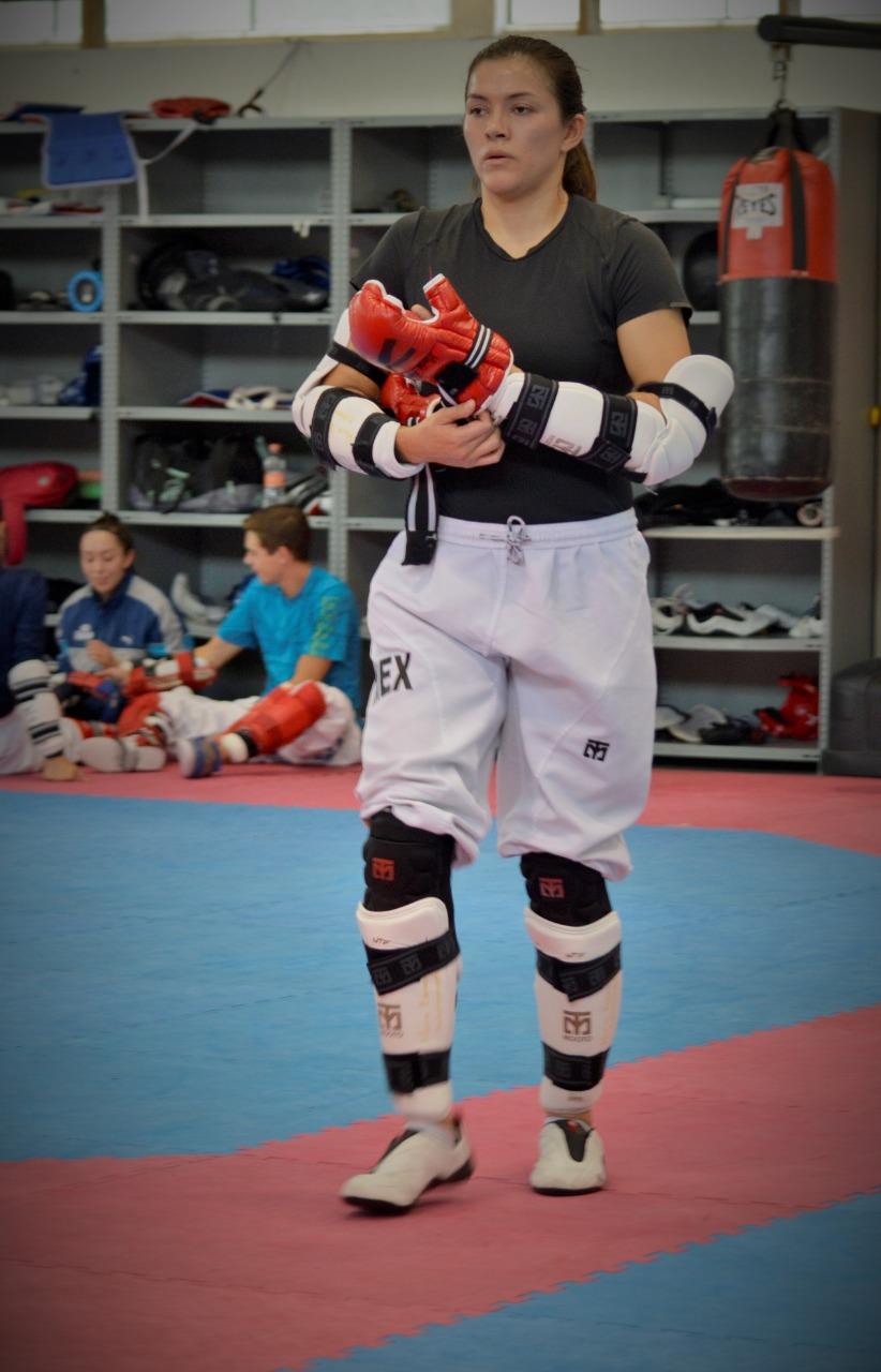 Van taekwondoínes a Grand Prix de Japón por puntos a Tokio 2020