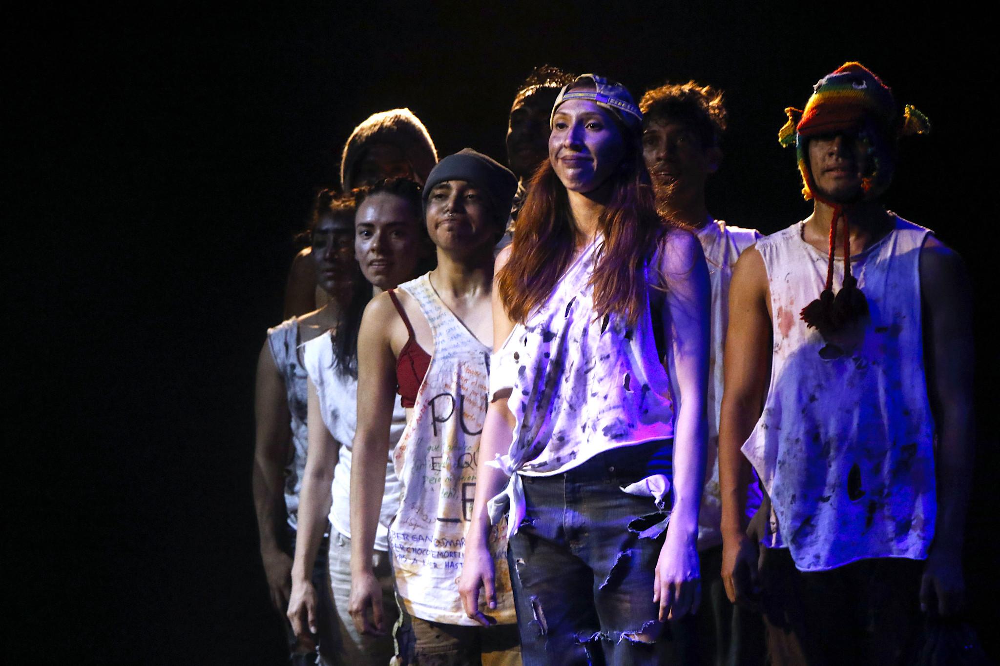 Memoria de los 90, de Danza Capital, tendrá dos funciones en el Teatro de la Ciudad