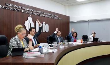 Aprobó el INFO el Informe Anual de Cumplimiento de Datos Personales de los Sujetos Obligados del Ejercicio 2018