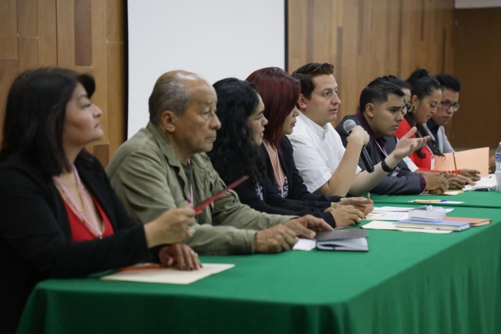 Se reúnen concejales de las alcaldías de la CDMX en Cuauhtémoc