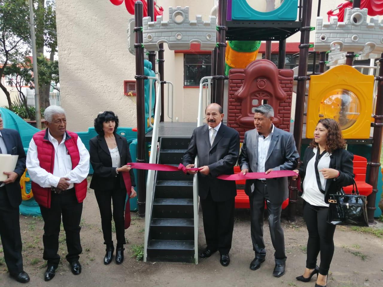 En su 50 aniversario Iztacalco entrega primera fase de rehabilitación del Centro Social y Deportivo Leandro Valle