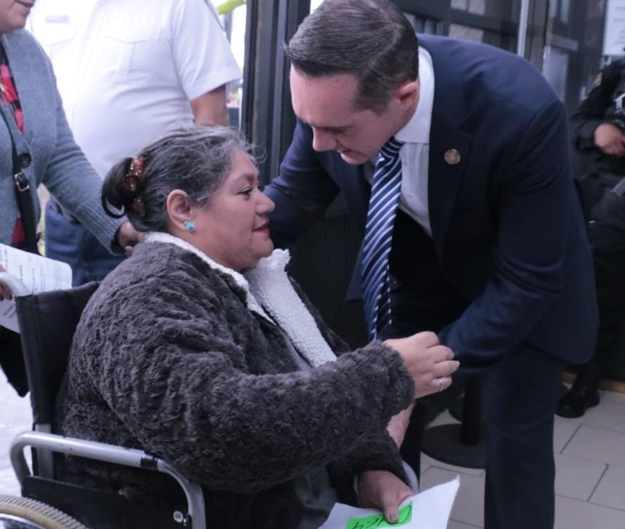 Cuajimalpa beneficia 5 Mil 500 Familias con Apoyos Sociales