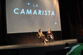 Cerró ciclo las Ganadoras del Ariel en Iztapalapa con la presentación de La Camarista