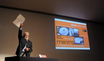 Rememoran vínculo de 50 años entre el INAH y el Metro