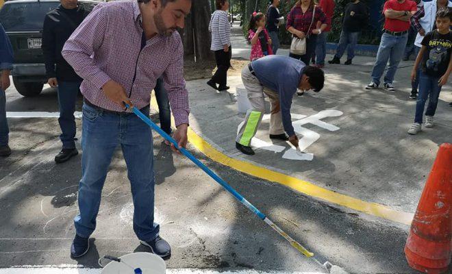 Azcapotzalco reverdece con el Sábado de Tequio y el Reto Verde