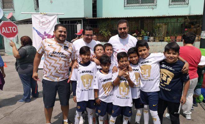 El programa Colonias Activas llegó a El Rosario