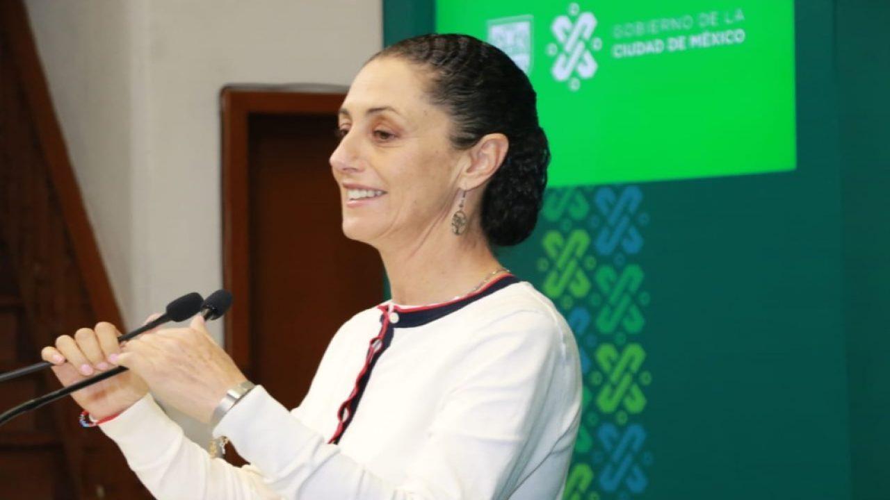 Claudia Sheinbaum Primer Informe de Gobierno de la CDMX