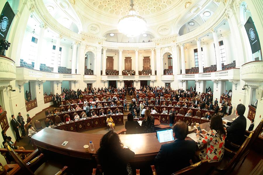 La Conferencia del Congreso local define el formato para el Primer Informe de Gobierno y calendario de comparecencias con motivo de la Glosa