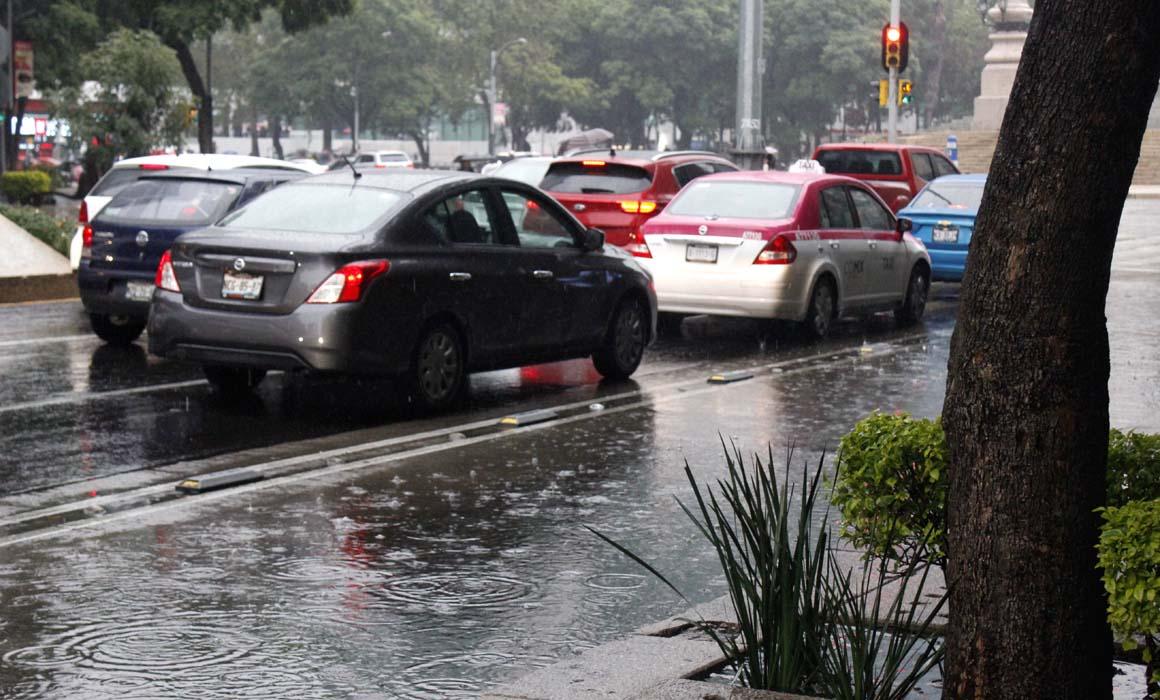 La SGIRPC pronostica lluvias fuertes al Norte, Sur y Poniente de la Metrópoli