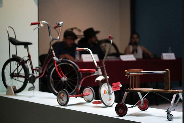 El MAF despide en septiembre la exposición Pueblo bicicletero
