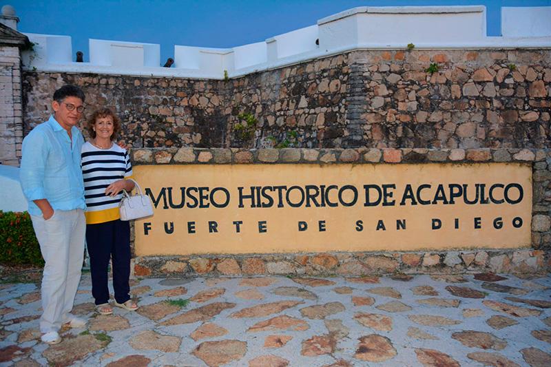 Museo Histórico de Acapulco entra en nueva etapa