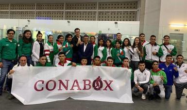 Gira de las selecciones nacionales de boxeo Élite y Juvenil por Colombia