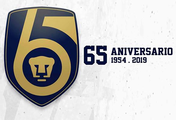 65 años de orgullo azul y oro