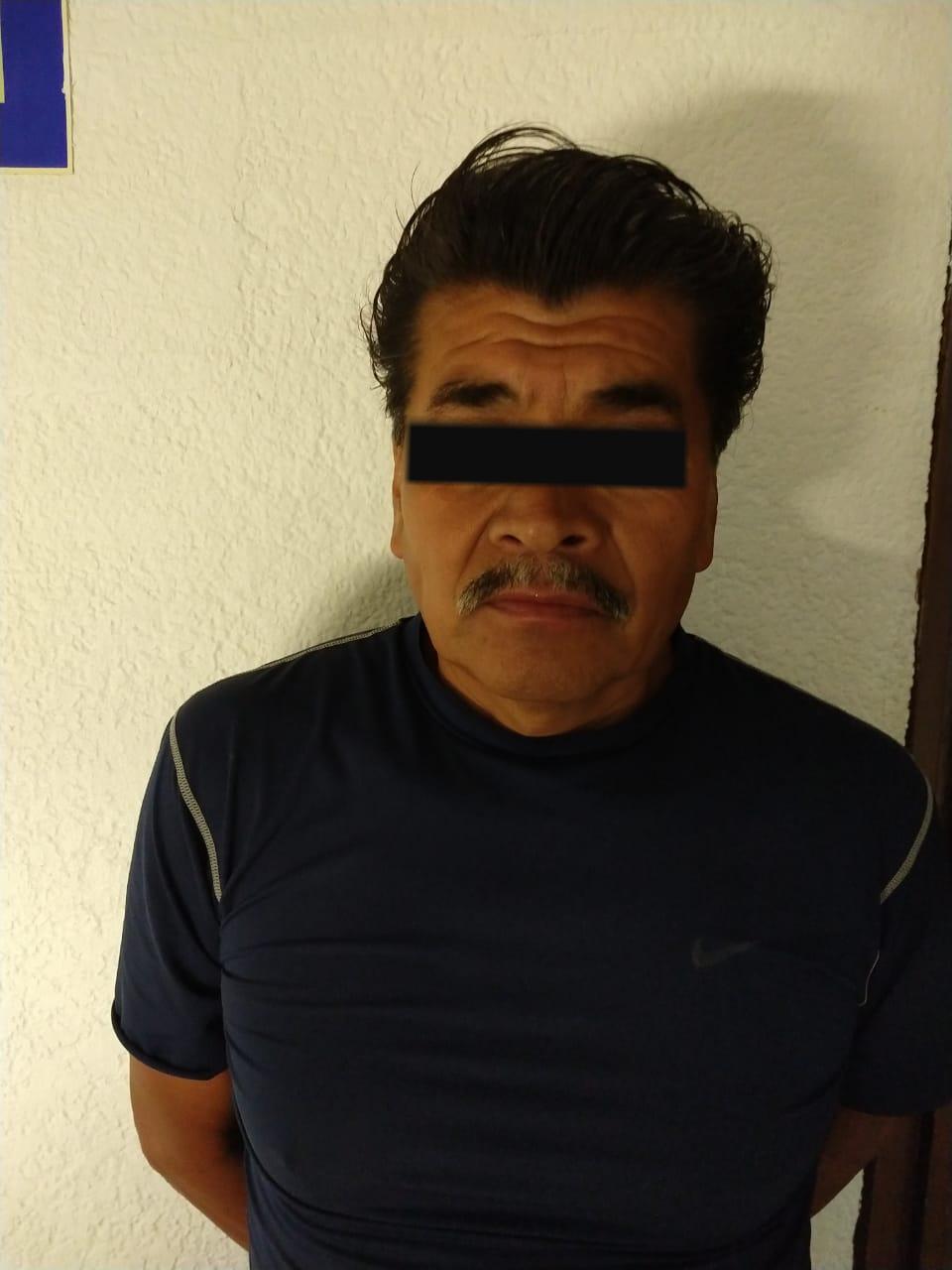 Elementos de la UTAP de la SSC detienen a un Hombre acusado de intento de sustracción de menores en Iztapalapa