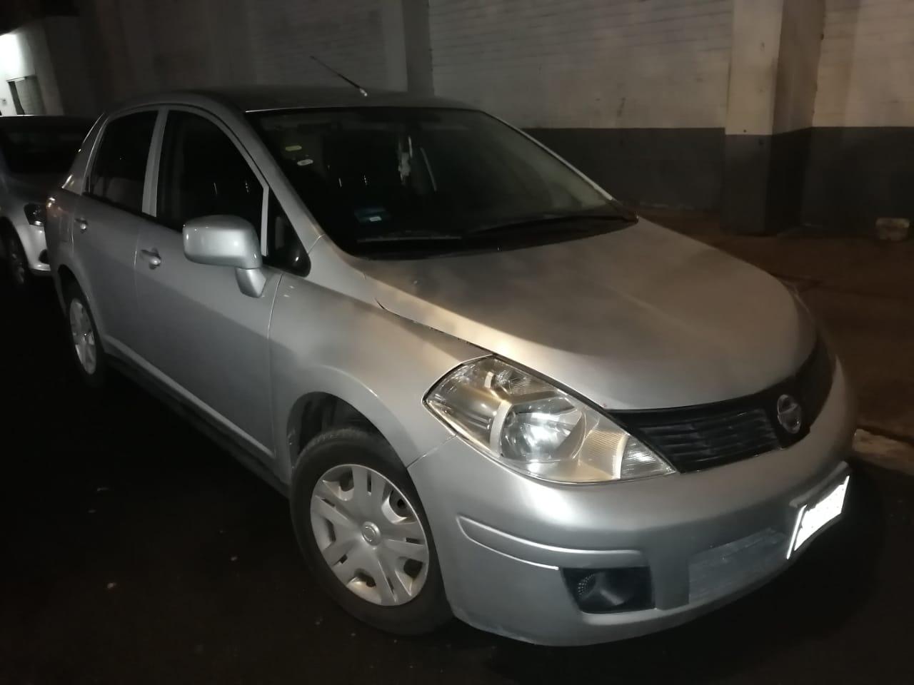 Policías de la SSC arrestaron a tres menores de edad por presunto robo a conductor de vehículo en Álvaro Obregón
