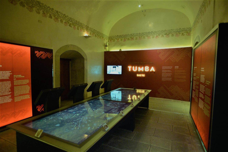 El desafío de conservar los tesoros de la Tumba 7 de Monte Albán