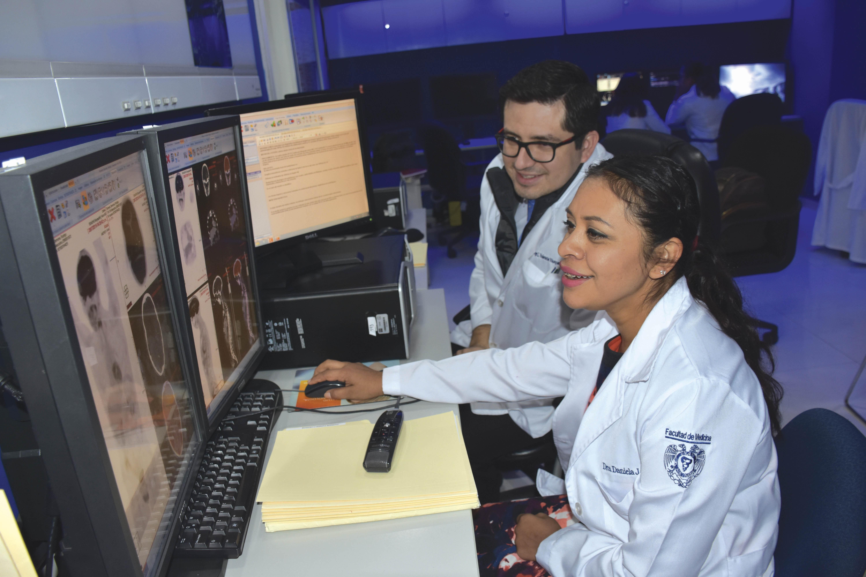 Cuenta UNAM con el Equipo más Moderno de Latinoamérica para obtener imágenes Moleculares