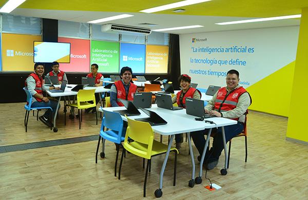 Inauguran en la UNAM Laboratorio de Inteligencia Artificial