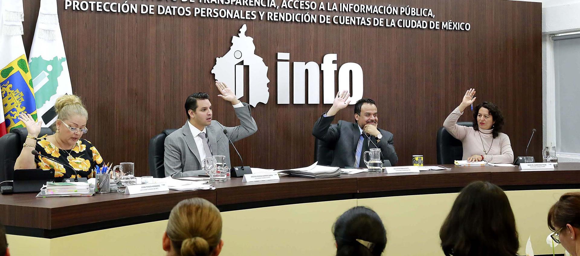Autoridades de Álvaro Obregón deben Informar sobre la Cédula de Empadronamiento de una Persona Locataria de un Mercado