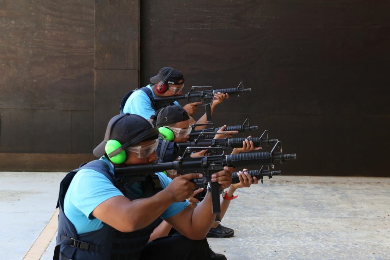 La Universidad de la Policía de la SSC forma elementos con competencias especializadas