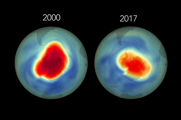 El deterioro de la capa de ozono, un problema vigente