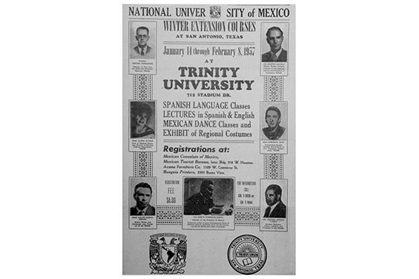 Cumple la UNAM 75 años de internacionalización