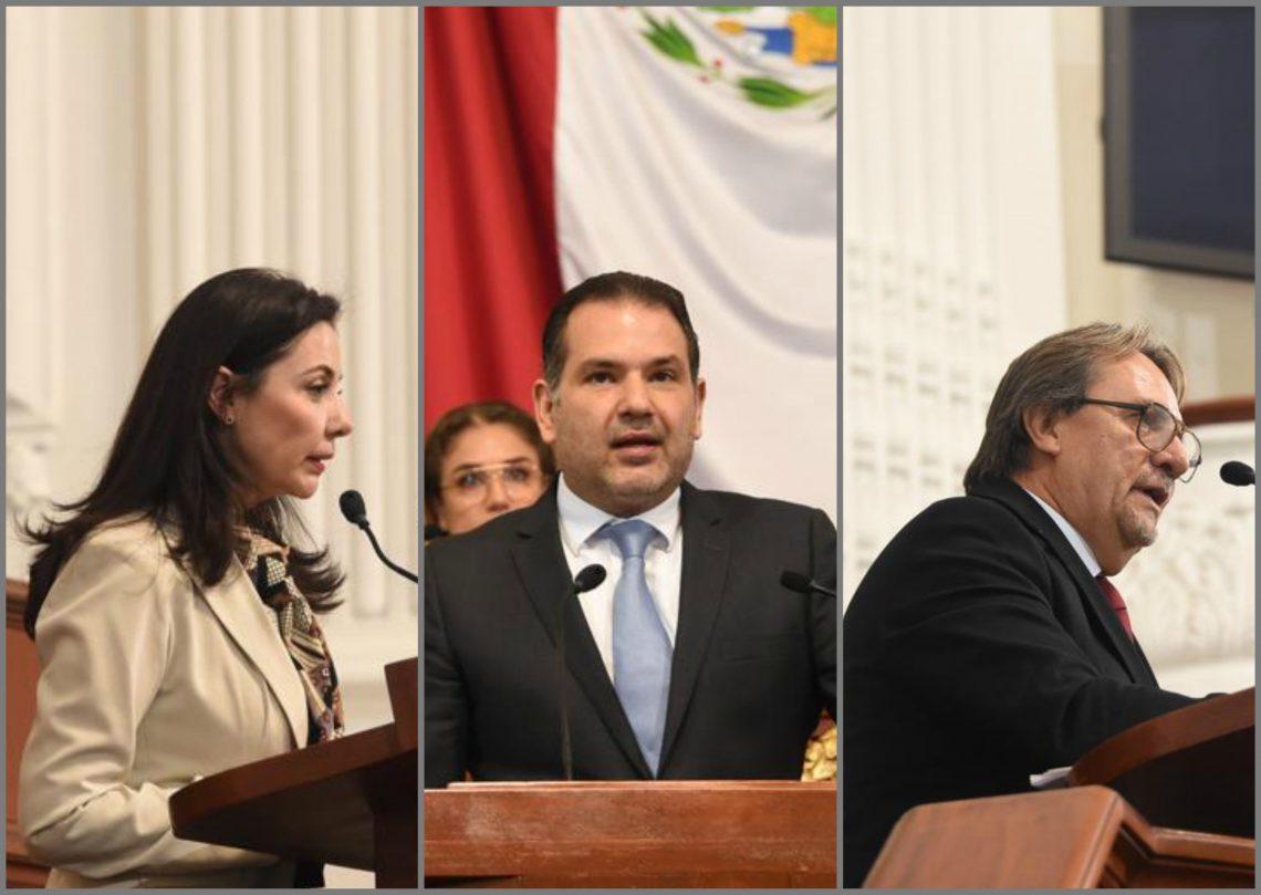 Reconocen pendientes en la CDMX ofreciendo trabajar coordinadamente con la Jefa de Gobierno