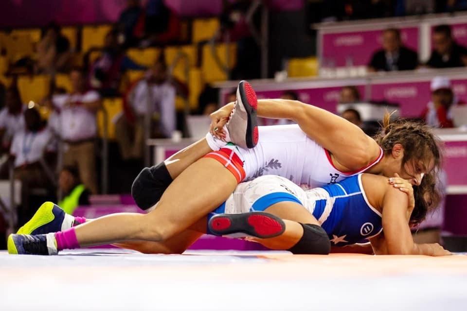 Va Alejandra Romero por medalla y plaza olímpica al Mundial de Mayores en Kazajistán