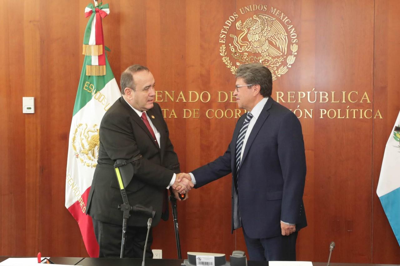 Refrenda el Senado colaboración con Guatemala