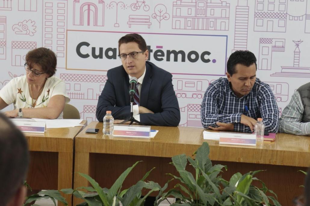 En 2020 se aplicarán políticas más firmes en perspectiva de género: Néstor Núñez