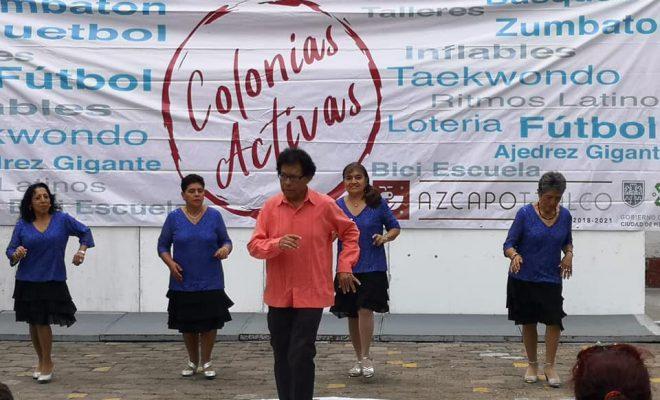 Fomentan Actividades Físicas en San Pedro Xalpa