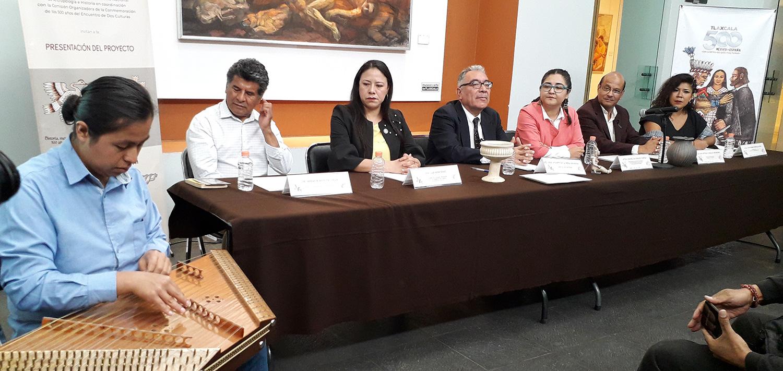 Realizarán el Foro Historia, Memoria y Expresión del Patrimonio Cultural Inmaterial a 500 años de la llegada de Occidente a la Tlaxcala Prehispánica