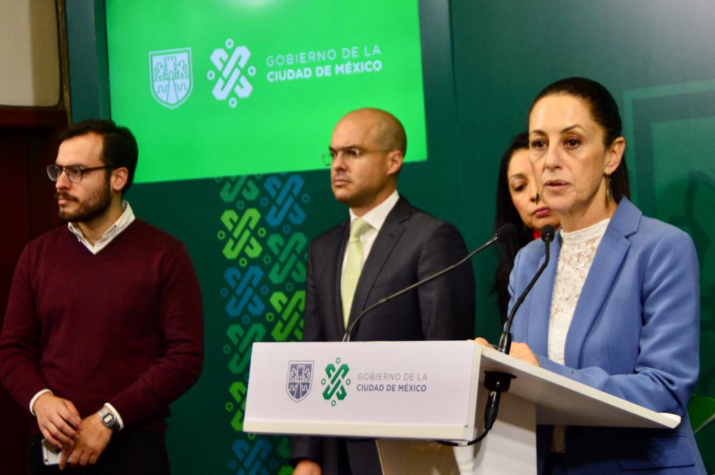 Entrega Gobierno CDMX apoyo económico mensual a familias de personas fallecidas en sismo del 19S