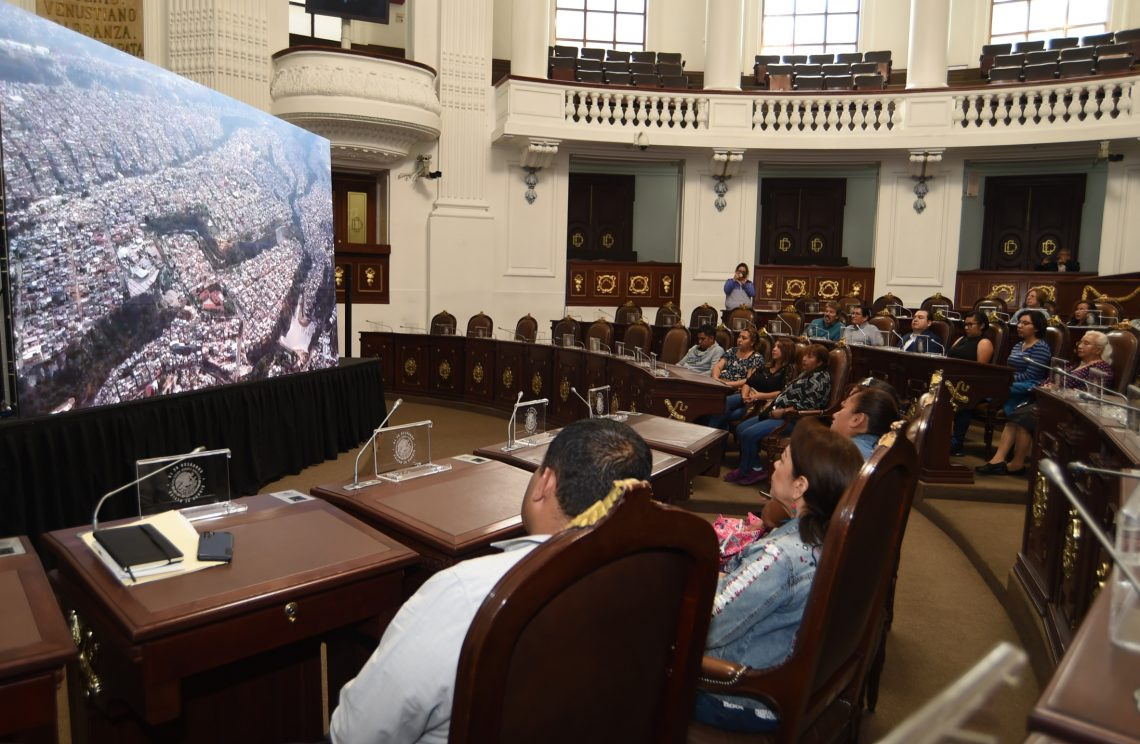 """Proyectan en el Congreso local el documental """"Ciudad herida"""""""