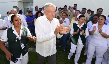 Sembrando Vida incluirá 10 mil campesinos adicionales el próximo año, informa presidente López Obrador en Mamantel