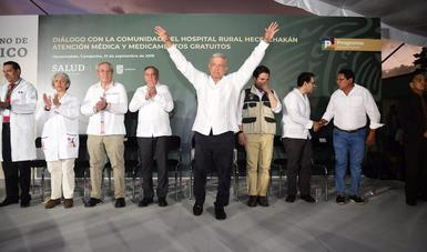 Llegaron medicamentos desde Francia; no nos dejaremos chantajear por nadie, afirma presidente López Obrador