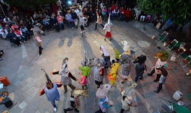 Festival Internacional Cervantino fortalece su vocación social al contribuir a la distribución de la riqueza cultural