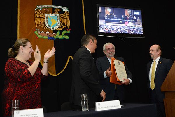 Celebran facultades e institutos 90 años de Autonomía y de pertenecer a la UNAM