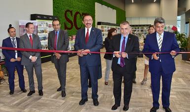 Inauguran Feria del Libro de la SCT