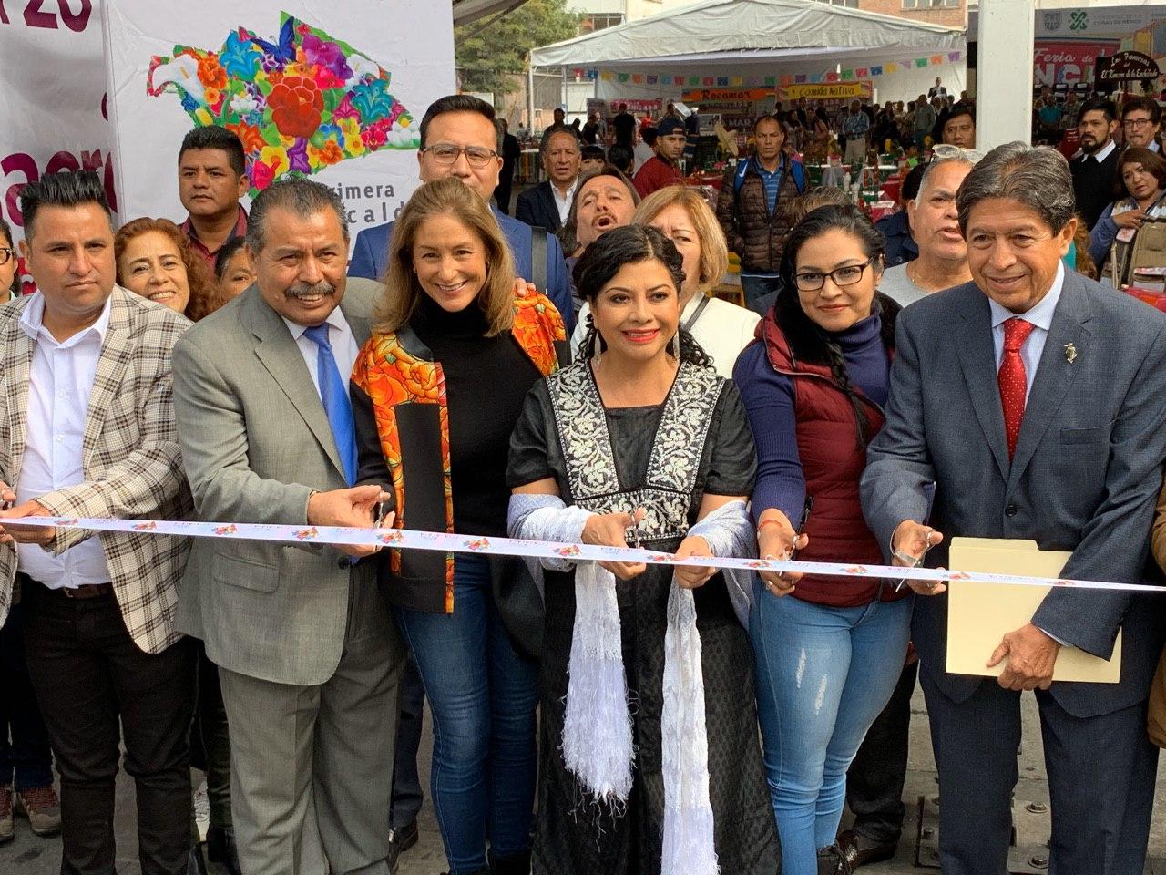 Con Más de 300 opciones del Platillo Tradicional comienza la XVII Feria de la Enchilada en Iztapalapa