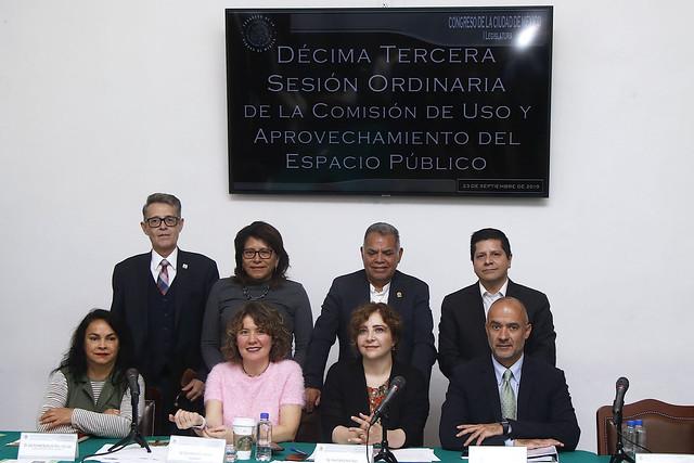 Exponen ante el Congreso CDMX proyecto de rehabilitación de Avenida Chapultepec