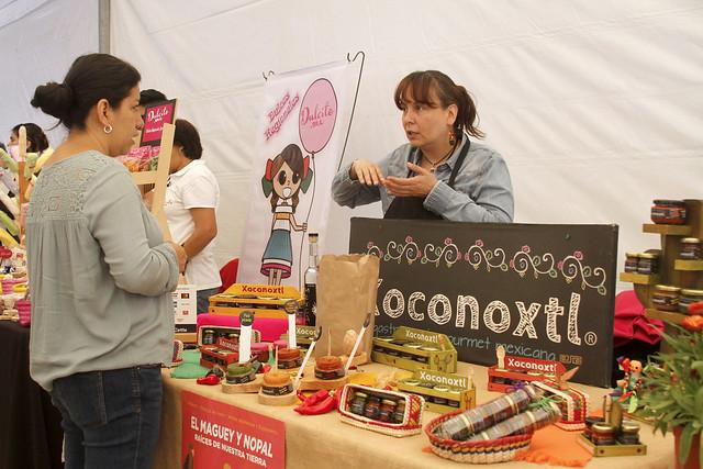 En la Segunda Feria del Maíz, público y productores piden defender riqueza cultural y gastronómica del grano